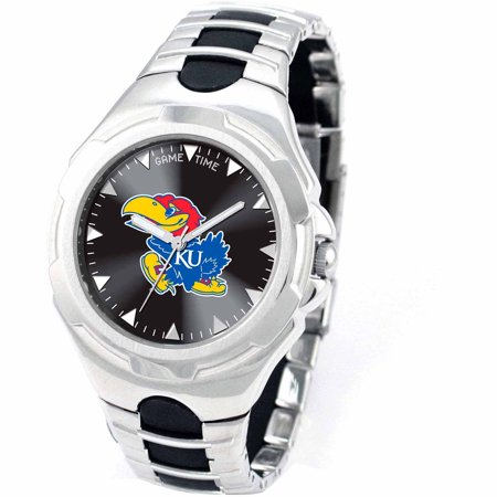 Game Time NCAA Men's University of Kansas Jayhawks Victory Series Watch