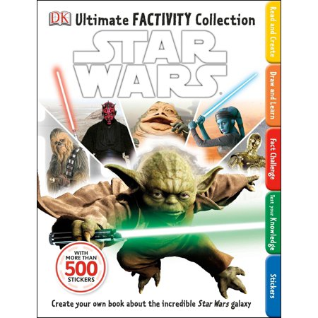 Create Your Own Hollywood Star (Ultimate Factivity Collection: Star Wars : Create Your Own Book About the Incredible Star Wars)
