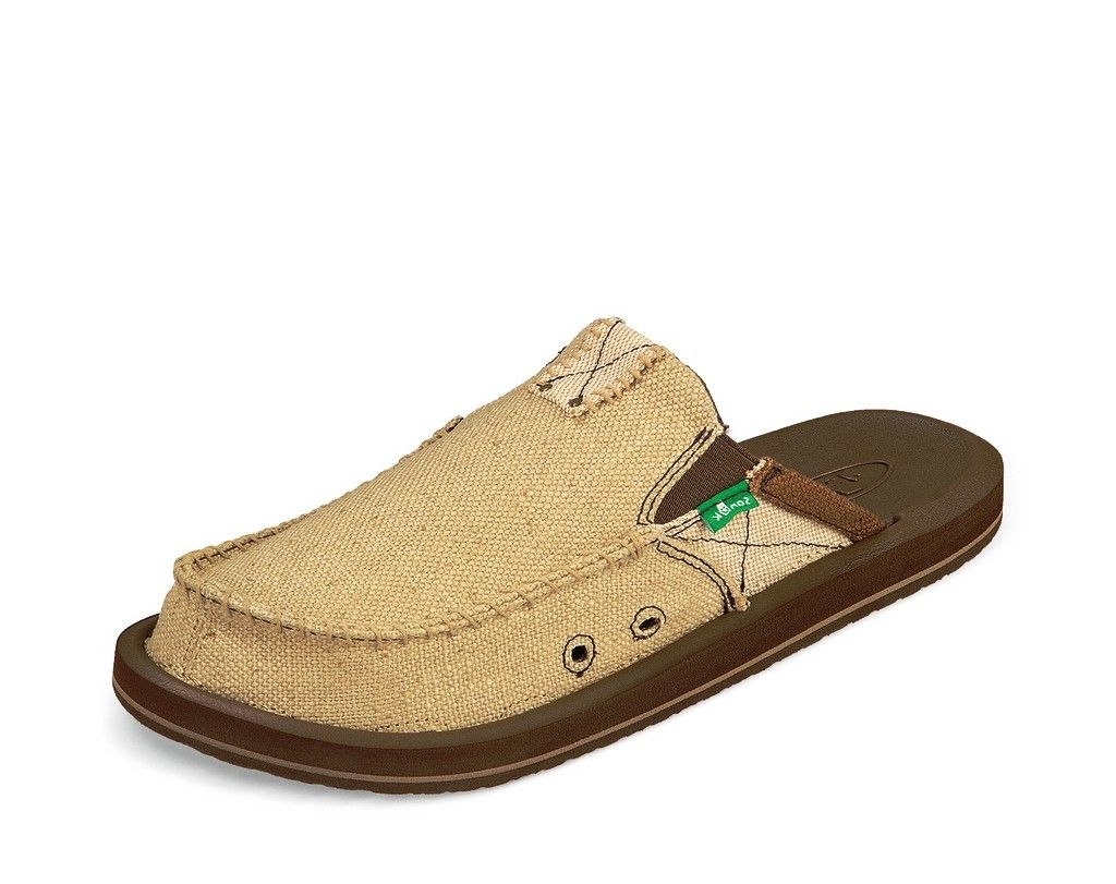 Sanuk Casual Shoes Mens You Got My Back II Backless Slip On SMF1109L