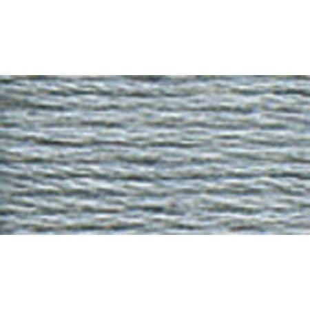 Dmc Pearl Cotton Skein Size 3 16 4Yd Light Steel Grey