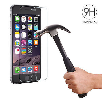 "iPhone 6 6s Tempered Glass Screen Protector by Tech Express for 4.7"" Apple iPhones"