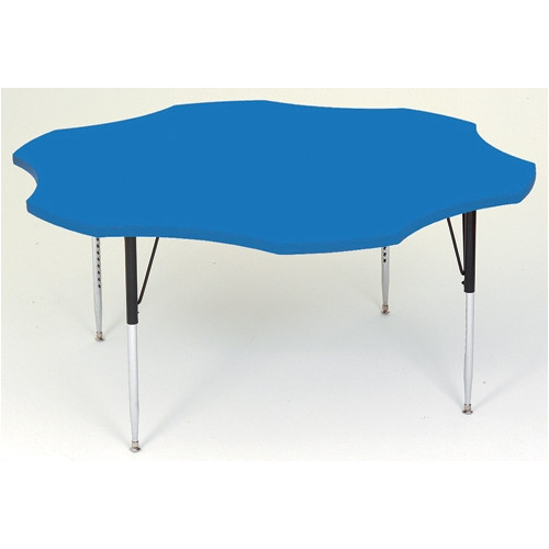 Correll, Inc. 60'' x 60'' Novelty Activity Table