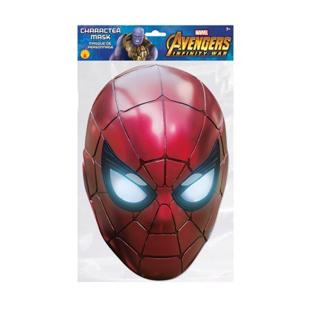 Iron Spider Character Mask (One-Size)