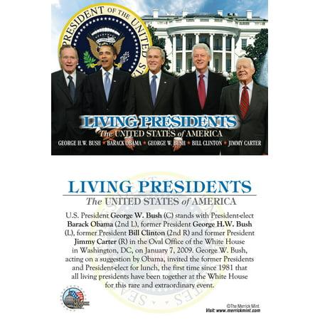 LIVING PRESIDENTS USA 3.5
