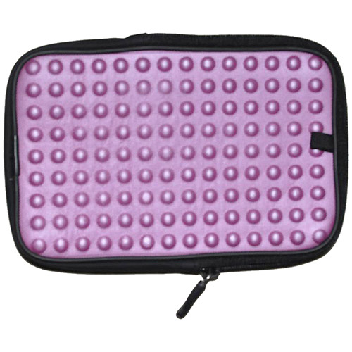 "Inland Soft EVA Carry Case for Tablets up to 8"", Pink"