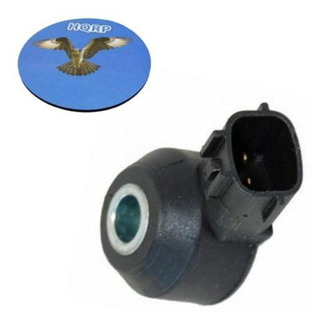 HQRP Knock Sensor for Nissan Quest 1999 2000 2001 2002 99 00 01 02 + HQRP