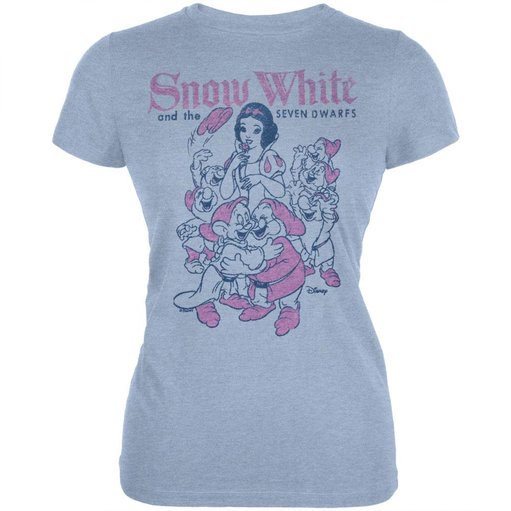 Snow White - Seven Dwarfs Juniors T-Shirt