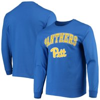 Pitt Panthers Fanatics Branded Campus Long Sleeve T-Shirt - Royal