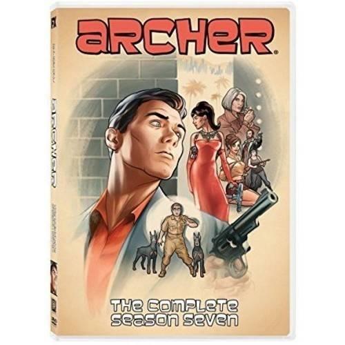 Archer: The Complete Season Seven (DVD) by Twentieth Century Fox
