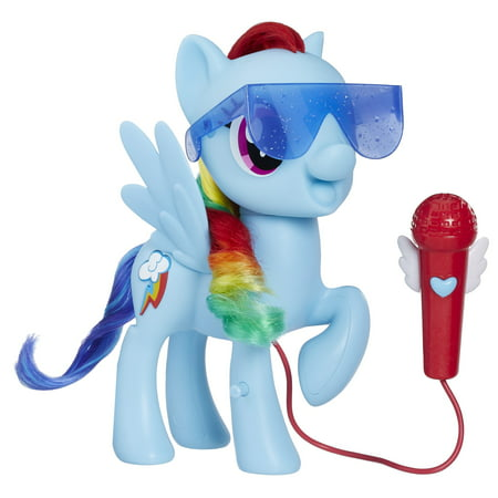 My Little Pony Singing Rainbow Dash, Ages 3 and up