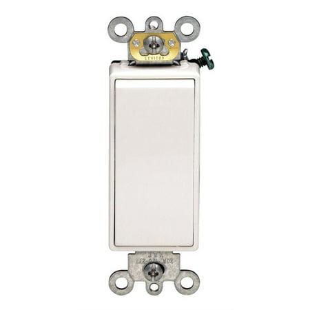 3 Way Wall Switch Module - Decora Grounding Switch 3 Way 20 A White Csa Boxed