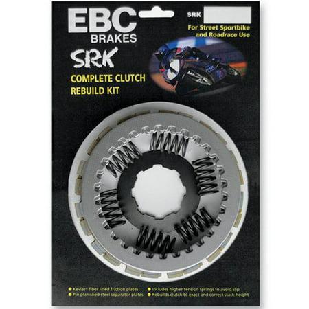 EBC SRK Series Race Sport Clutch Kit Fits 95 99 Kawasaki Ninja ZX6R ZX600F