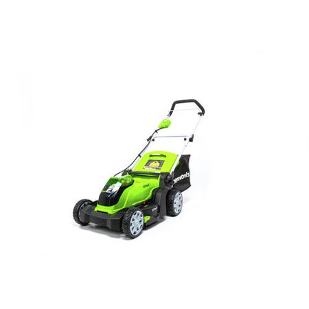 Greenworks G-MAX 40V 17 inch Brushed Mower Battery & Charger Not Included 2506402