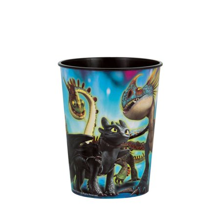 How To Train Your Dragon 3 Party Supplies 24 Pack Favor Cups