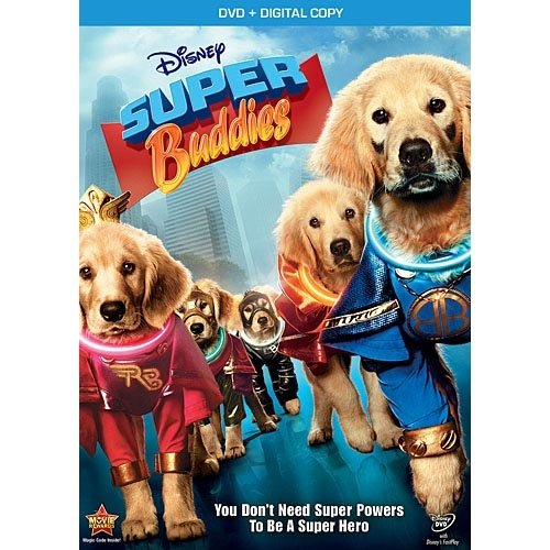 Super Buddies (DVD   Digital Copy)