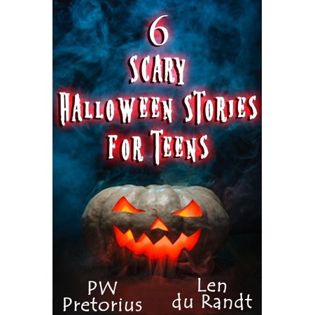 6 Scary Halloween Stories for Teens - eBook - Scary Halloween Music Screams