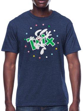 Trix Bunny Men's and Big Men's Graphic T-shirt