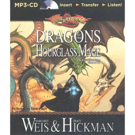 Dragons of the Hourglass Mage by