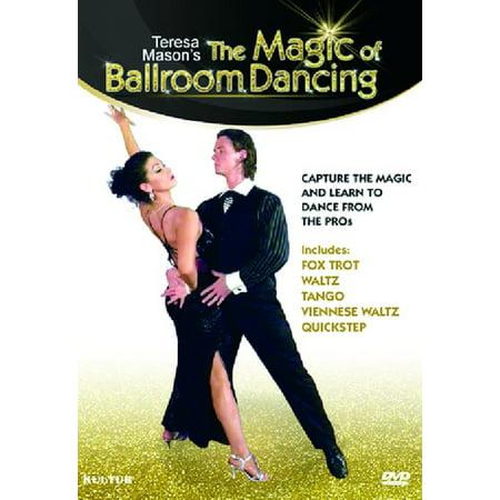 The Magic of Ballroom Dancing With Theresa Mason (DVD)