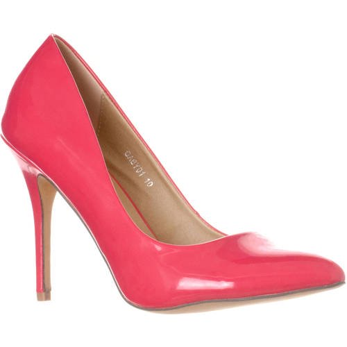 Riverberry Womens Gaby Pointed Closed Toe Stiletto Pump