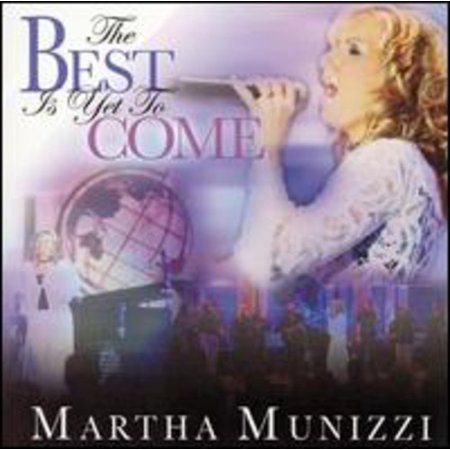 The Best Is Yet To Come (CD) (The Best Was Yet To Come)
