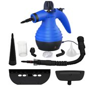 Handheld Pressurized Steam Cleaner, Steam Floor Cleaner, Cleaning Tool Supplies for Bathroom Kitchen Gas Stove Powerful Steam Shot Hard-Surface for Removing Grease, Stains, Mold, and more