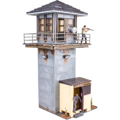 The Walking Dead Prison Tower