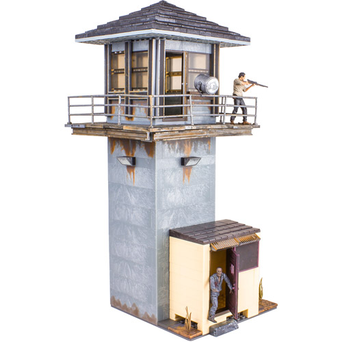 The Walking Dead Prison Tower