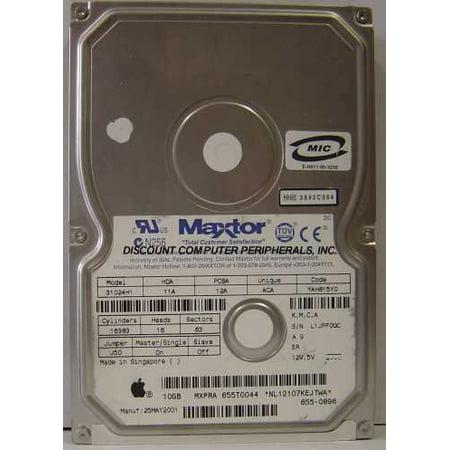 """MAXTOR 31024H1 10.1GB IDE DRIVE http://i.""""""""img.com/00/s/MTYwMFgxMzUx/z/buEAAOxyhodRxJk2/$T2eC16VHJGIFFopzeT3QBR)Jk1176!~~60_35.JPG ; Maxtor 31024H1 10GB 10 2GB 022TEC IDE ATA 3 5"""" Hard Disk Drive   """""""""""