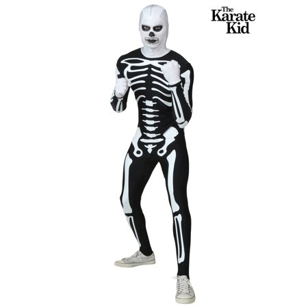The Karate Kid Adult Authentic Skeleton Suit - Skeleton Suits
