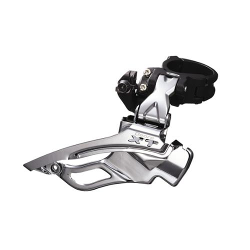 Shimano XT M771 Dual-pull Clamp-on MTB Front Derailleur