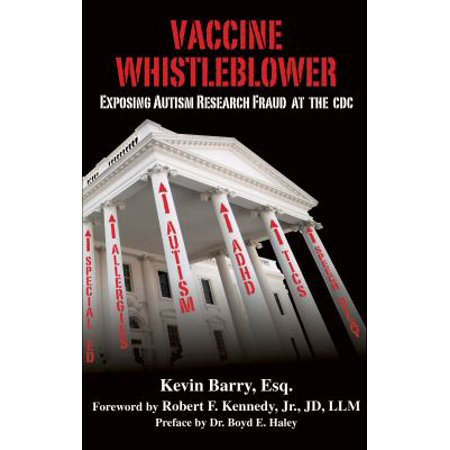 Vaccine Whistleblower  Exposing Autism Research Fraud At The Cdc