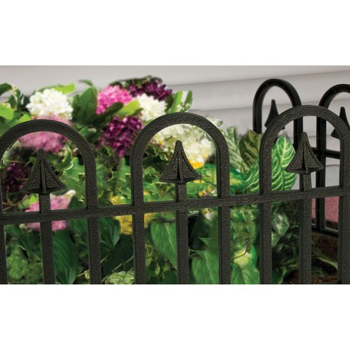Ames Wrought Iron Poly Fencing