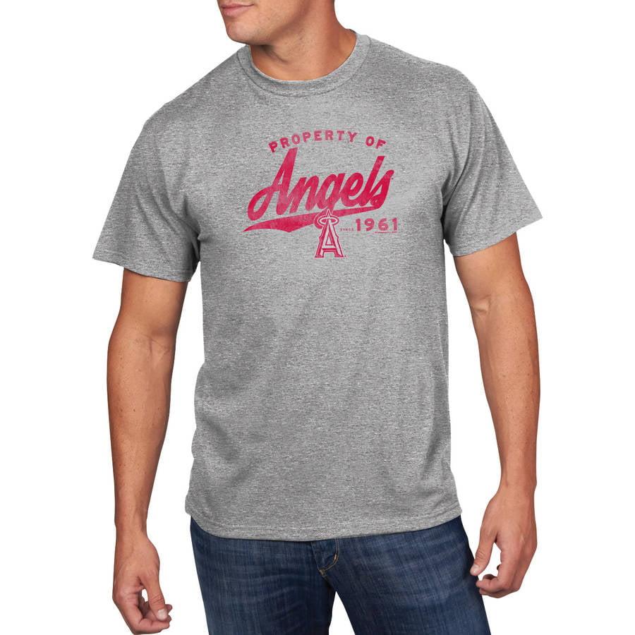 MLB - Mens Los Angeles Angels Of Anaheim Short Sleeve Team Tee
