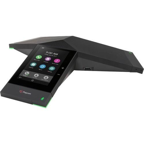Skype For Business O365 Lync Edition Polycom Trio 8500 Conf. Phone With Polycom by POLYCOM INC.