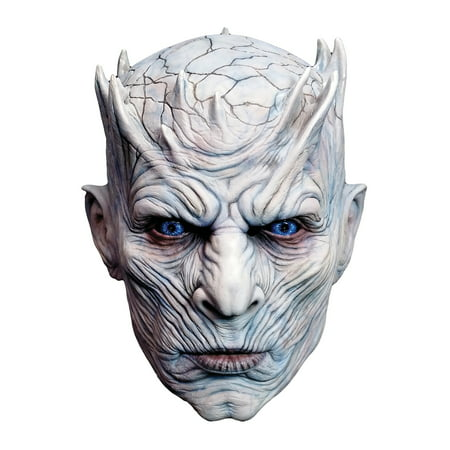 Trick Or Treat Studios Game of Thrones: Night King Halloween Costume Mask (Rucus Studio Halloween)