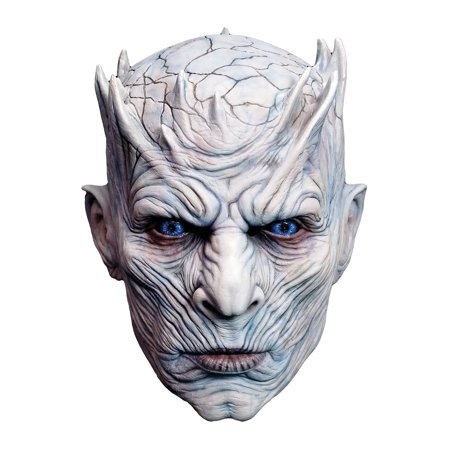 Trick Or Treat Studios Game of Thrones: Night King Halloween Costume Mask (Halloween Trick Or Treat Big Fish Game)