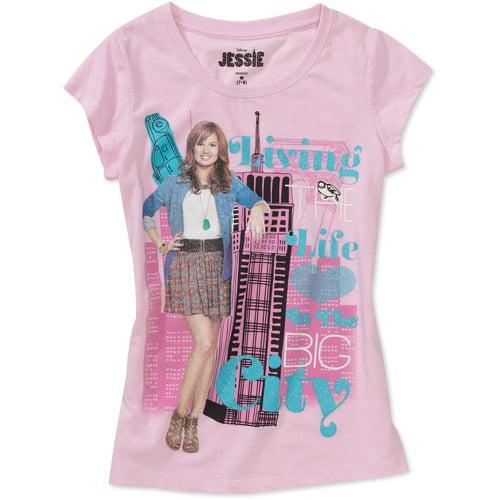 Girls' Jessie Graphic Tee