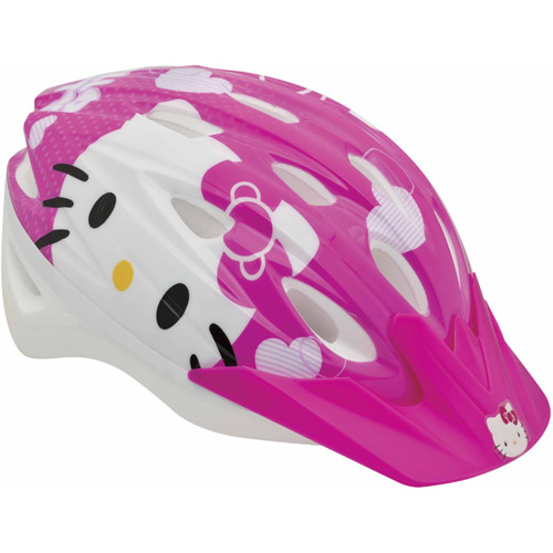 Bell Pink Hello Kitty Bike Helmet, Child
