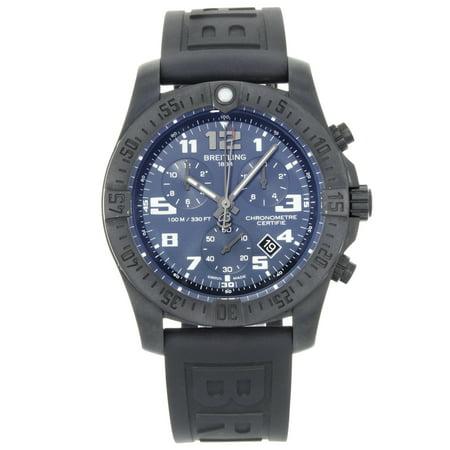 Breitling Chronospace Evo Night Mission GMT Quartz Mens Watch V7333010/C939-153S