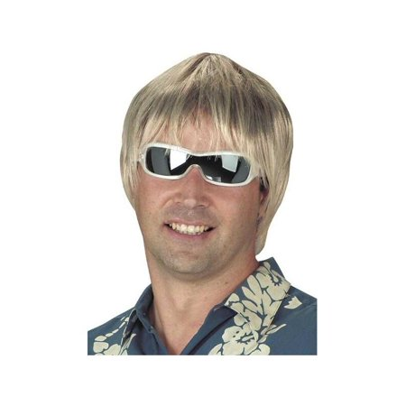 Adult Blonde Surfer Dude Wig