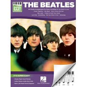 The Beatles - Super Easy Songbook (Paperback)