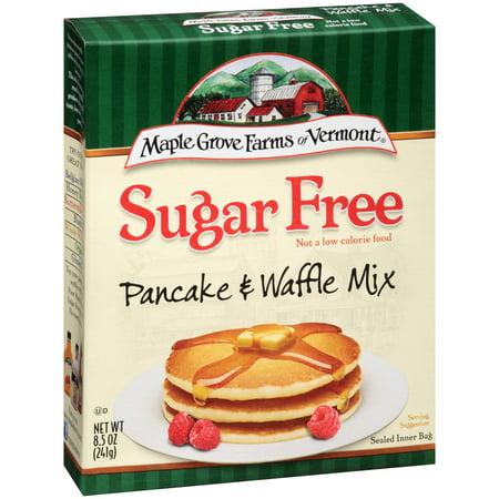 Sugar Free Pancake Mix - Maple Grove Sugar Free Pancake Mix, 8.5 Oz