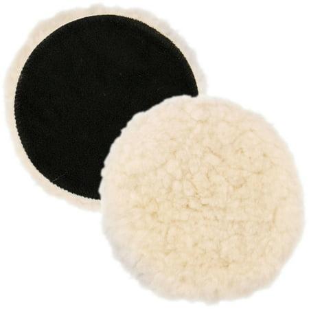 100% Wool Buffing Pad (6