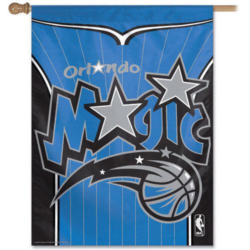 NBA - Orlando Magic Vertical Flag: 27x37 Banner