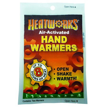 1 Case   Heatworks Hand Pocket And Glove Warmers 240 Pair Case   6 Cases Carton