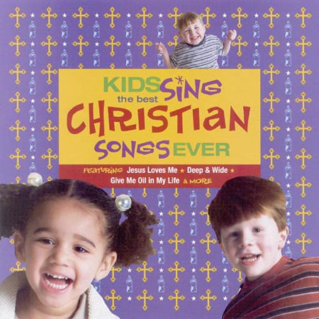Kids Sing The Best Christian Songs Ever - The Best Halloween Songs Ever