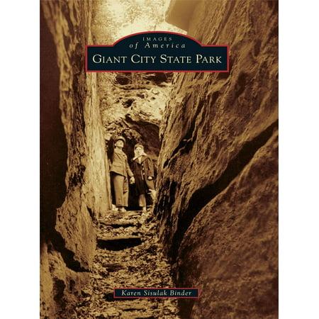 Giant City State Park - eBook](Par City)