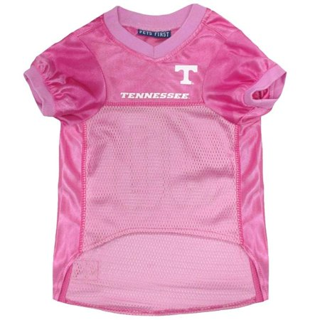Tennessee Volunteers Pink Pet Jersey - Small - image 2 of 2