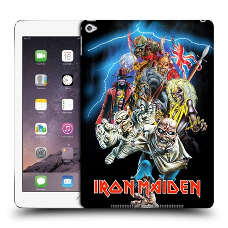 OFFICIAL IRON MAIDEN ART HARD BACK CASE FOR APPLE (Best Ipad Air 2 Case For Reading)